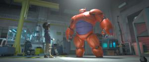 First Look of Hiro and Baymax from Big Hero 6 by RedJoey1992