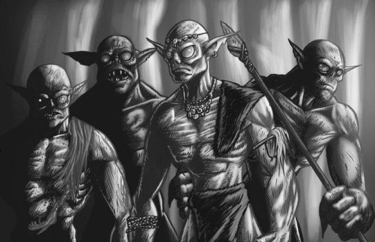 Morlocks! by B-Studios