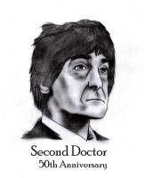 Second Doctor by Hyper-Aggie42