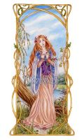 Ophelia - finished by MeredithDillman