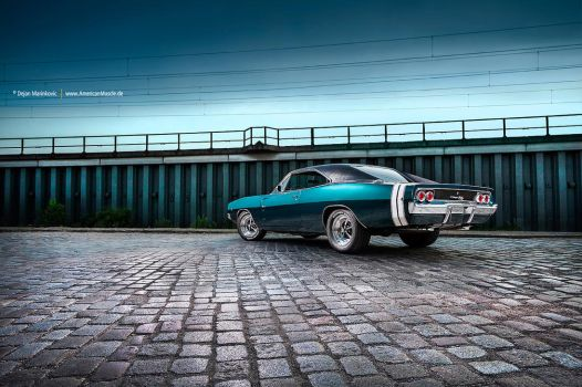 1968 Charger R/T by AmericanMuscle
