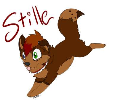 Stille chibi by r5i5o
