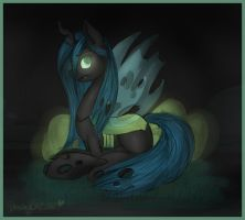 Chrystalis by Drawing-Heart
