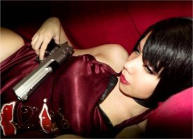 Ada Wong by Amaterasumikami