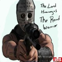 the lord humungus by R-Clifford