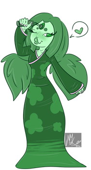 Jade by draculabiscuit