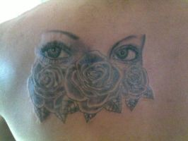 Just some tattoos by Dolly40