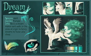 .:Dream Ref:. by Treachirani