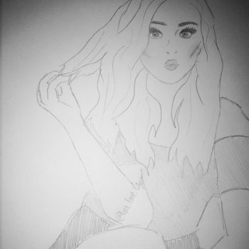 Perrie Edwards by loulovelifexx