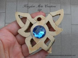 Xehanorth keyblade keychain wip by KingdomArtsCreations
