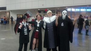 youmacon 3!!!!!!!!!!!!!!!!!!!!!! by invaderSMEET