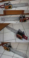 Grell's chainsaw complete by Sweetgirl333
