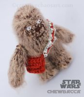Chewbacca Crochet by bicyclegasoline