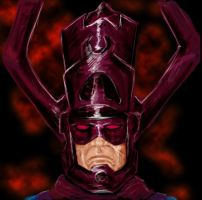 Galactus by Neolithic-angel