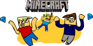 Minecraft :D by macslife