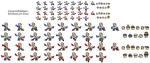 Medic Man Sprites and Hats by AgentMidnight