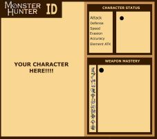 MH ID Template by AMBONE105