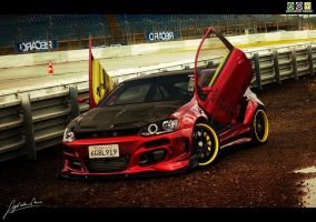 Vw Polo by Noxcoupe-Design
