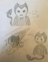 More Bendy by ShinySmeargle