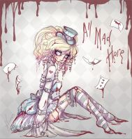 Crazy Alice by NoFlutter