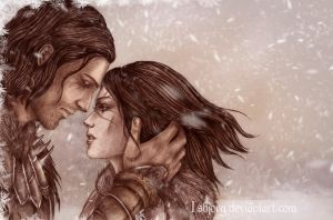 Northern love by Isbjorg