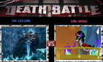 The Lich King vs King Sombra by Nukarulesthehouse1