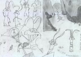 Hector - Doodles by DasX2007