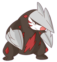 Pokemon Challenge - Favorite Steel Type by Capy-Logger