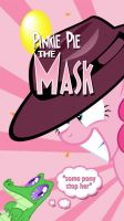 Pinkie Pie The Mask by dan232323