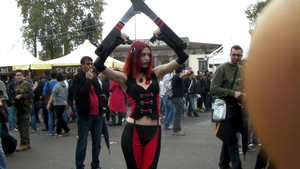 BloodRayne 3 by reietto097