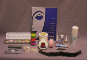 Makeup Kit by harlequinsus