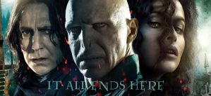It All Ends Here - Voldemort by Mike1306