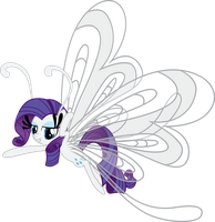 Rarity Breezie by benybing
