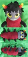 Karkat Grub by SmellenJR