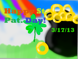 Happ st. Pat Day! by Alice-KnightShadow