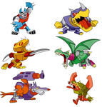 !Battle Beasts!(PC) by BlazingSoul96