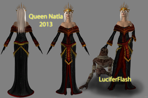 Queen Natla 2013 Download by luciferFlash