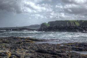 Cloudy Cove by Preachman