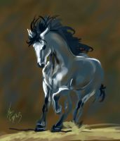 daily sketch  2560 by nosoart