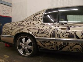 Sharpie Cadillac 4 by PinstripeChris