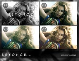 Beyonce Collection by mnoso90