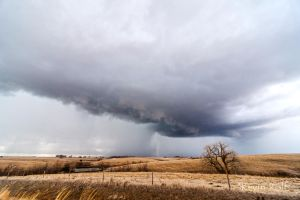 Red Cloud, NE Supercell by Bvilleweatherman