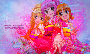 Shugo Chara Girls by Chrome-Asakura
