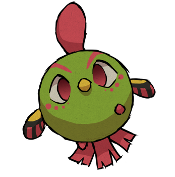Natu WWS by the19thGinny