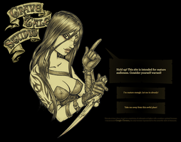 Grave Tale Studio Website. by dpdagger
