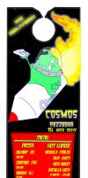 COSMOS Pizzaria by SolidAbyss
