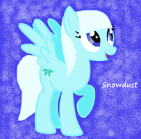 Snowdust Christmas Adoptable by TheFluffyFoxeh