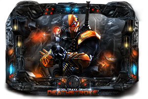 Deathstroke by cooltraxx