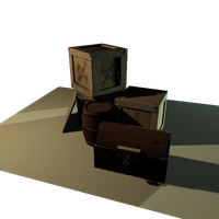 Some Crates by studiozoe