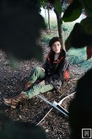 Katniss Everdeen | Hunger Games by m-squaredphotography
